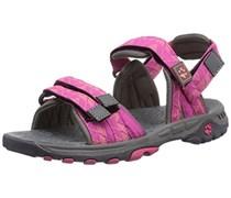 Jack Wolfskin GIRLS BAHIA, Mädchen Sport- & Outdoor Sandalen, Pink (rosebud 2099), 36 EU (3.5 Kinder UK)