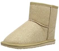 Emu Sparkle Mini, Mädchen Langschaft Stiefel, Gold (Gold), 35 EU (2 Kinder UK)