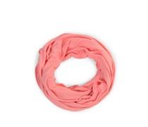 Pieces Galiola Tube Schal fresh pink