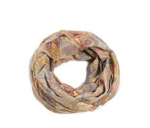 Pieces Sia Tube Scarf dusty green