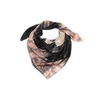 Pieces Fauke Silk Scarf sweet pink