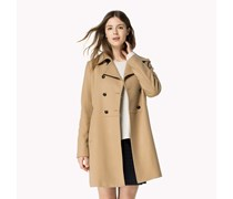Thea Woll Zweireiher Mantel