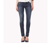 Sophie Superschmales Bein Jeans