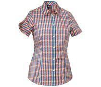 Jack Wolfskin: Damen Wanderbluse / Outdoor-Bluse River Shirt Women, rosa