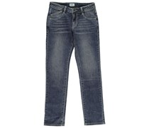 Armani Junior: Jungen Jeans 'Slim Fit', stoned blue