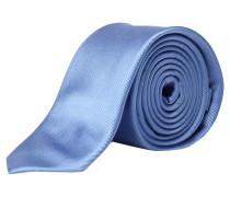 s.Oliver Premium: Herren Krawatte, hellblau