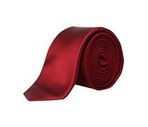 s.Oliver Premium: Herren Krawatte, bordeaux