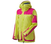 Haglöfs: Damen Skijacke / Bergsportjacke / Freeski-Jacke Vassi II Q Jacket, gelb