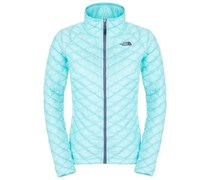 The North Face: Damen Outdoor-Isolationsjacke/ Steppjacke Thermoball Full Zip Jacket W, mint