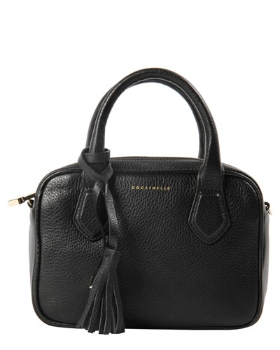 coccinelle damen coccinelle damen tasche minibag schwarz reduziert. Black Bedroom Furniture Sets. Home Design Ideas