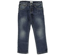 Armani Junior: Jungen Jeans 'Regular Fit', stoned blue