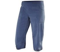 Haglöfs: Damen Wandershorts / Trekking-Bermudas Amfibie II Q Long Shorts, nachtblau