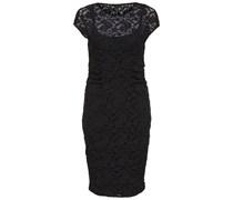 Marc Cain: Damen Kleid aus Spitze, schwarz