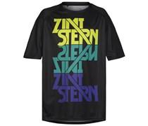 Zimtstern: Herren T-Shirt Luan, schwarz