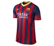 Nike Herren Fußball Replica Match Day Trikot FC Barcelona 2013/2014, blau