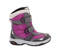 Jack Wolfskin: Girls Winterschuh Snow Flakes, purple
