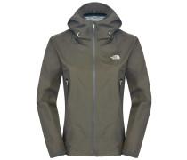 The North Face: Damen Bergsportjacke / Trekkingjacke Alpine Project Jacket, dunkelgrün