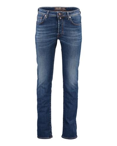 jacob coh n herren jacob coh n herren jeans pw688 comfort blau reduziert. Black Bedroom Furniture Sets. Home Design Ideas