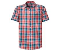 Jack Wolfskin: Herren Funktionshemd / Wanderhemd Saint Elmos Shirt M, petrol