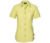 Jack Wolfskin: Damen Bluse Beyond Shirt, gelb