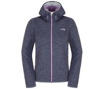 The North Face: Damen Fleecejacke Zermatt Full Zip Hoody W, violett