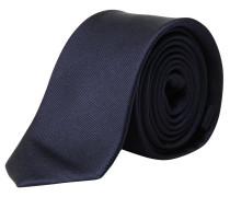 s.Oliver Premium: Herren Krawatte, blau