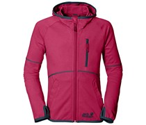 Jack Wolfskin: Girls Fleecejacke Rock Me Nanuk Fleece, pink