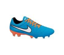 Nike Herren Fußballschuh Rasen Tiempo Legacy FG, blau