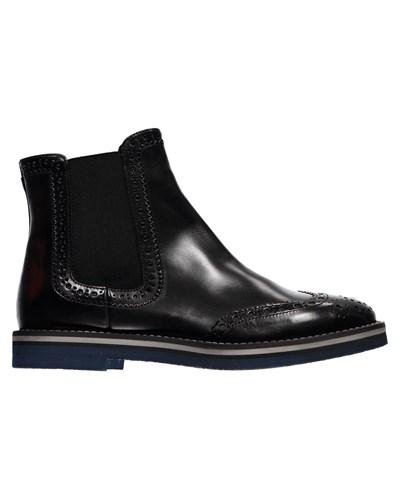 agl damen chelsea boots lowboot clio schwarz. Black Bedroom Furniture Sets. Home Design Ideas