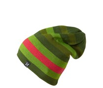 Haglöfs: Herren Mütze / Strickmütze Twice Beanie, grün