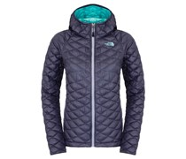 The North Face: Damen Outdoor-Steppjacke / Thermojacke Thermoball HD-EU, anthrazit