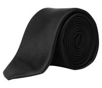 s.Oliver Premium: Herren Krawatte, schwarz