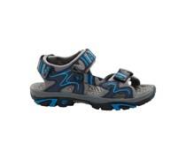 Jack Wolfskin: Boys Outdoor Sandalen Oceanside, blue