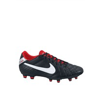 Nike Herren Fußballschuh Rasen Tiempo Mystic IV FG, schwarz