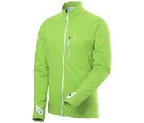 Haglöfs: Herren Fleecejacke Stem Jacket, hellgrün