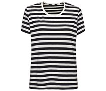 BOSS: Damen T-Shirt Elmedina, blau