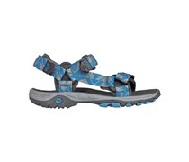 Jack Wolfskin: Kinder Trekking-Sandalen / Outdoor-Sandalen Seven Seas, blau