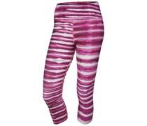 Nike Damen Fitnesstight 2.0 Tight Tiger Capri, pink