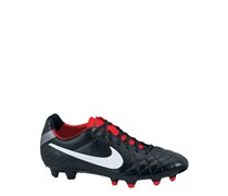 Nike Herren Fußballschuh Rasen Tiempo Legend IV FG, schwarz