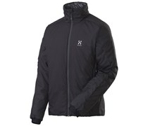 Haglöfs: Herren Isolationsjacke Barrier III Jacket, schwarz