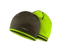Nike Laufmütze Reversible Beanie braun, grün