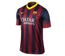 Nike Herren Fußball Replica Hometrikot FC Barcelona 2013/2014, blau