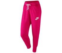 Nike Damen Trainingshose Gym Vintage Pant, pink