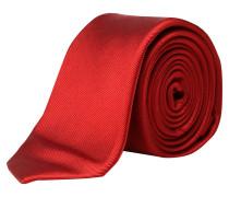 s.Oliver Premium: Herren Krawatte, rot