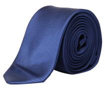 s.Oliver Premium: Herren Krawatte, bleu