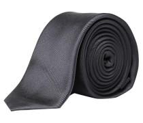 s.Oliver Premium: Herren Krawatte, grau