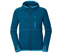 Jack Wolfskin: Boys Fleecejacke Rock Me Nanuk Fleece, blue