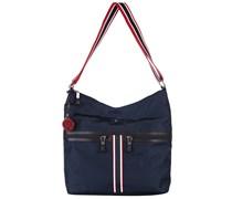 Tommy Hilfiger: Damen Tasche 'Petra Large', marine