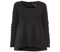 Dear Cashmere: Damen Pullover, schwarz