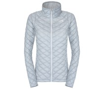 The North Face: Damen Outdoor-Isolationsjacke/ Steppjacke Thermoball Full Zip Jacket W, grau